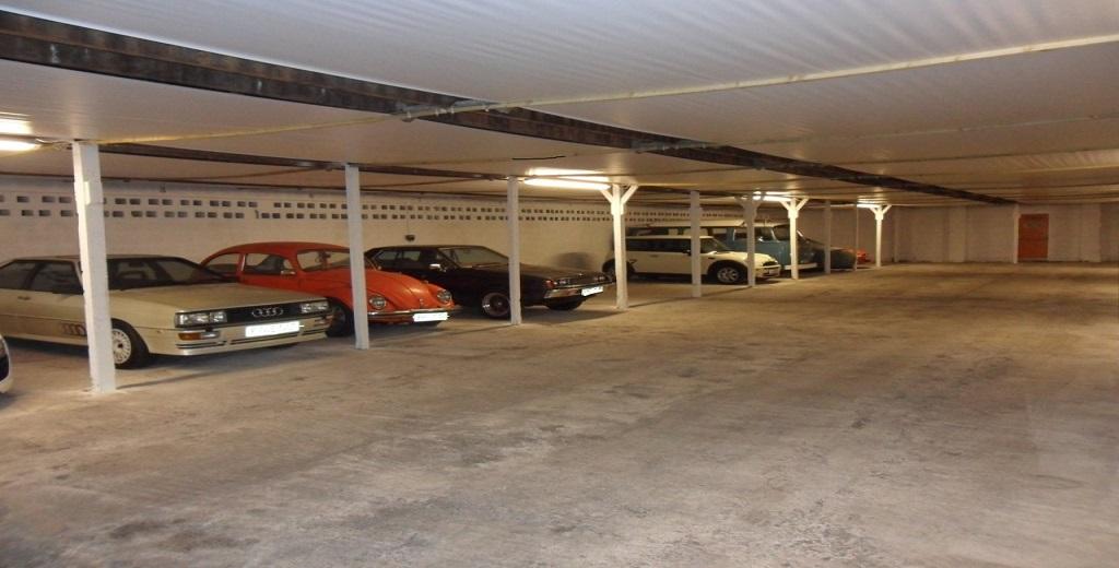 Indoor Car / Boat Storage