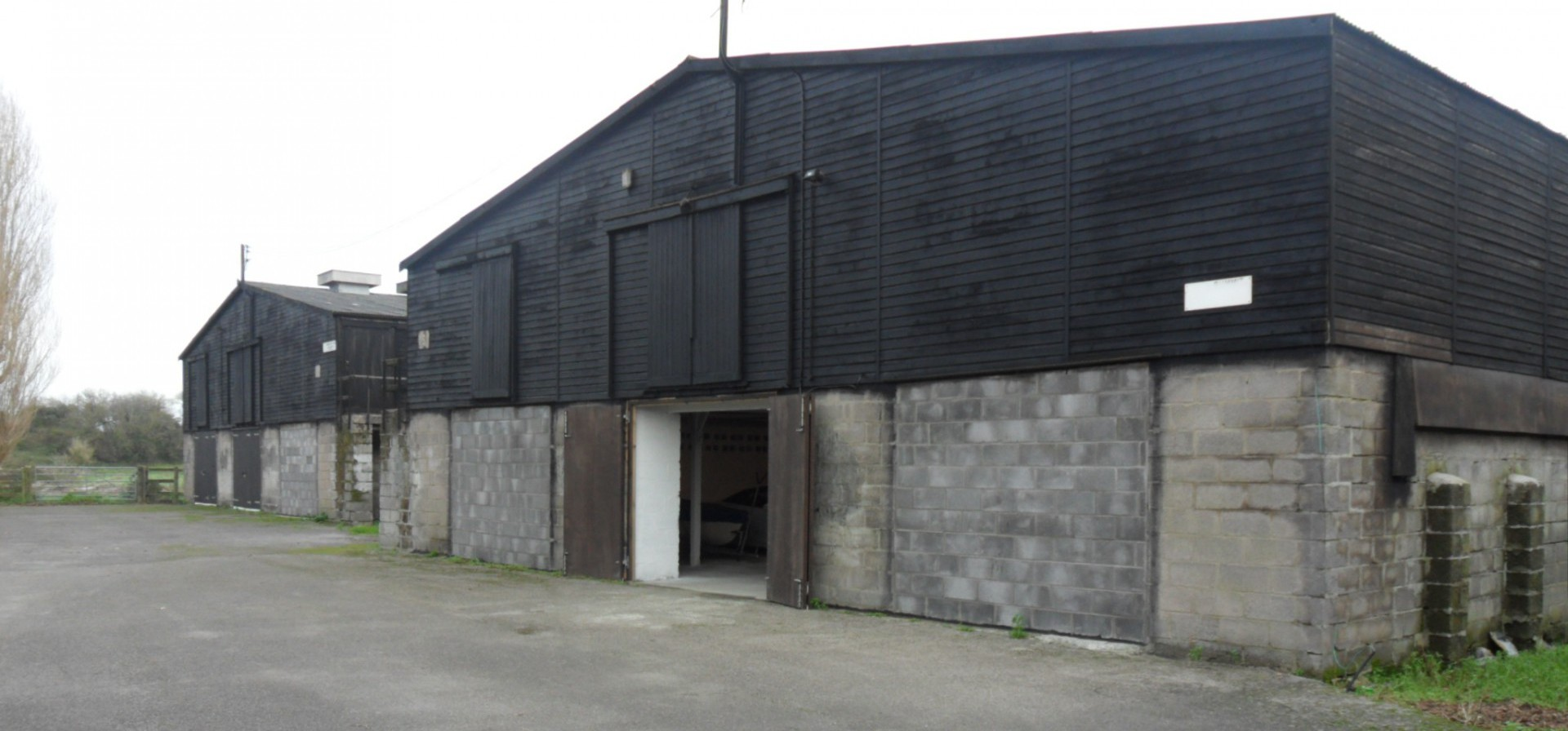 Industrial / Storage Units to Rent